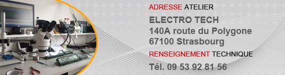 Adresse Auto 67
